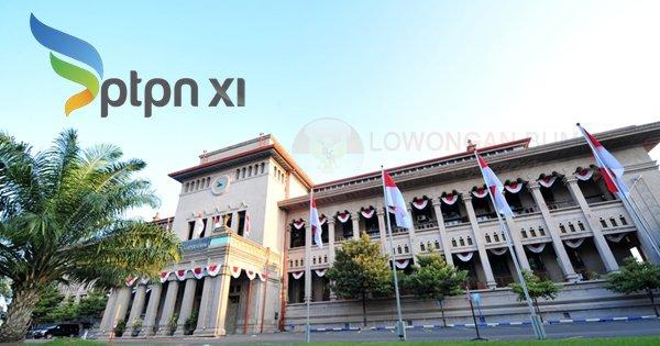 Lowongan Kerja BUMN PT Perkebunan Nusantara XI (Persero)