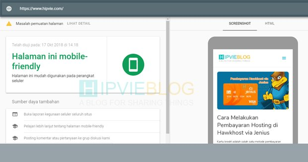 Cara Mengetahui Website Mobile-Friendly
