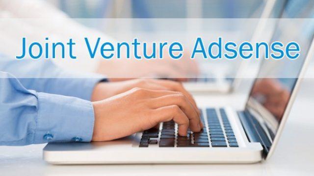 Joint Venture Adsense di HIPVIE