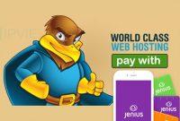 Pembayaran Hosting Hawkhost