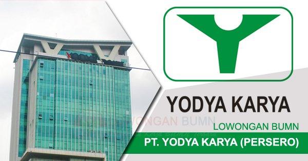 Lowongan BUMN PT Yodya Karya (Persero)