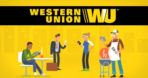 Layanan Western Union Untuk Pencairan Adsense