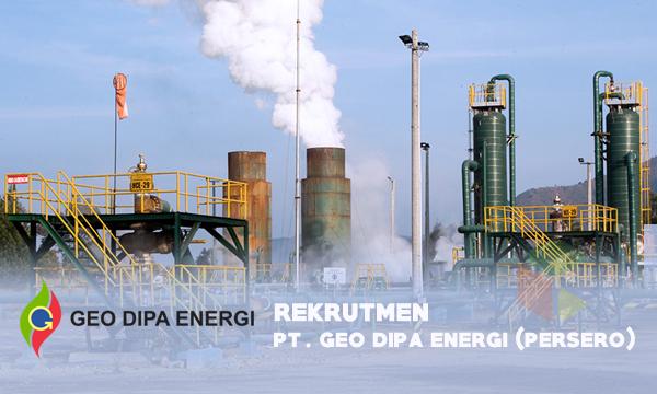 Rekrutmen PT Geo Dipa Energi (Persero) September 2019