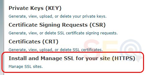 Free ssl installation
