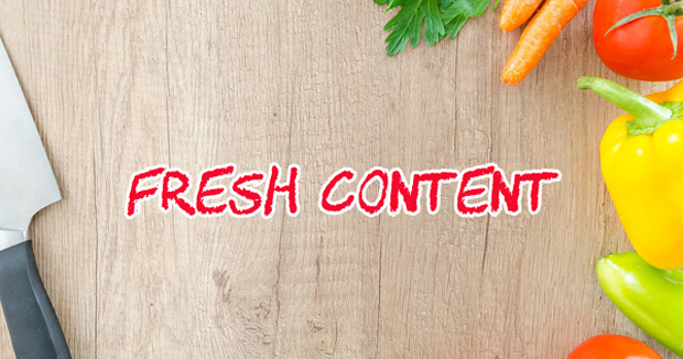 Faktor SEO #3: Fresh Content [Konten Up-to-date]