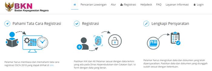 link cpns portal sscn
