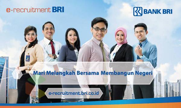 Rekrutmen Bank BRI untuk Posisi BFLP General Staff & IT Staff (Registrasi via online terpercaya)