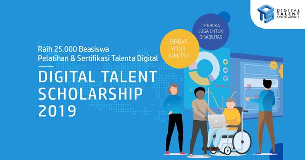 Program Beasiswa Digital Talent Kominfo Online Academy (OA)