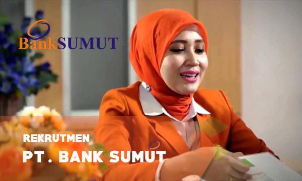 Rekrutmen Bank Sumut [Posisi Frontliner] Tahun 2019