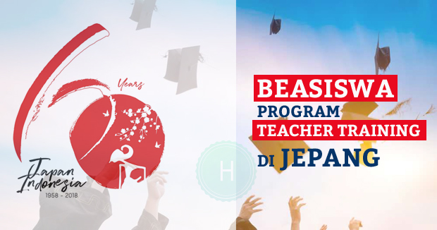 Beasiswa program teacher training