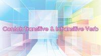 Contoh Kata Kerja Transitif dan Intransitif Disertai Kalimat