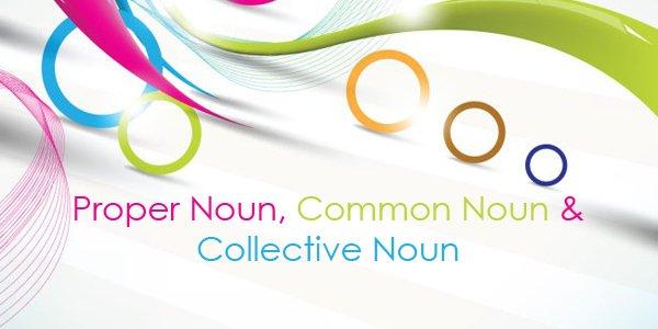 Contoh Soal Proper and Common Noun