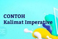 Contoh Kalimat Imperative [Imperative sentences]