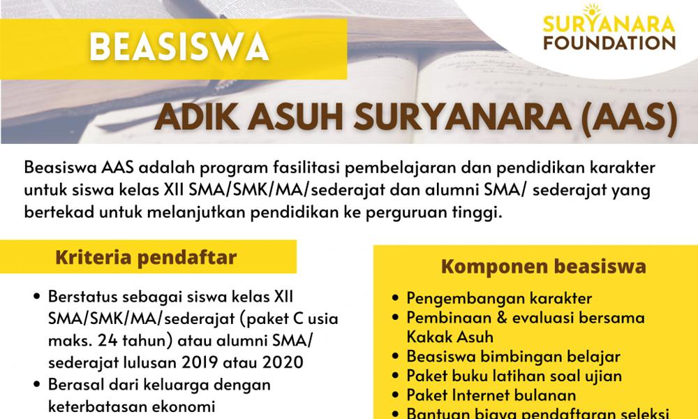 Beasiswa AAS
