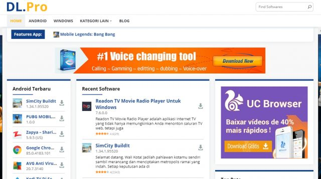 Download DlPro Wordpress Theme