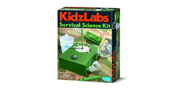4M Survival Science Mainan Edukasi