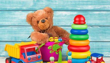 Mengapa Ada Batas Usia Untuk Mainan Anak
