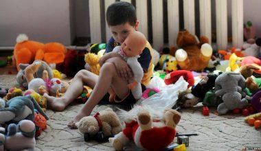 Efek Anak Cowok Sering Diberi Mainan Anak Cewek